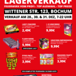 FEUERWERK LAGERVERKAUF BOCHUM - Angebote 2019 Seite 3
